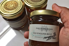London - Foodie Fortnum and Mason marmalade
