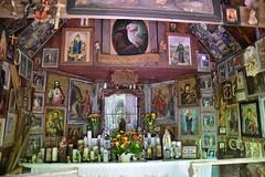Die alte Holzkapelle