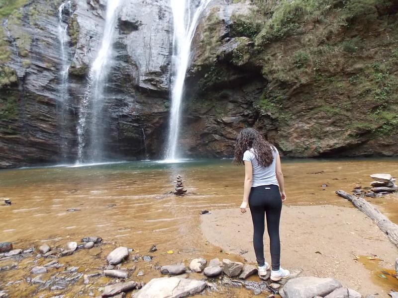 Cachoeiras em Rio Acima