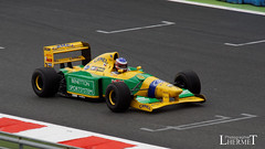 90's F1 Exhibition - Benetton B192 - 1992 - M Schumacher - 20170701 S(0238)