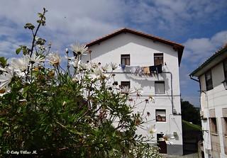 San Vicente de la Barquera, Cantabria, España.