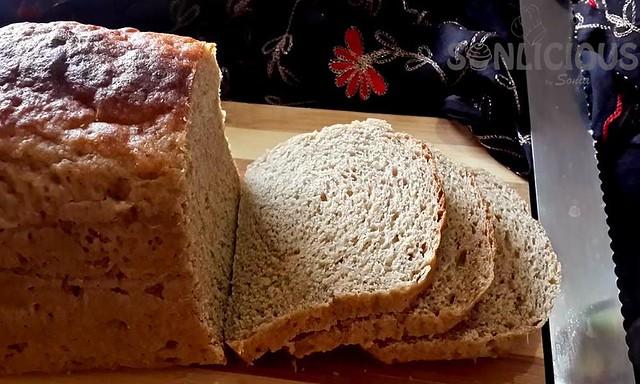 Nutritious Multigrain Sandwich Bread Sliced