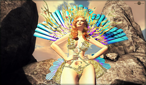 ╰☆╮The Fantasy Angels Company : Fashion show Birds of Paradise.╰☆╮
