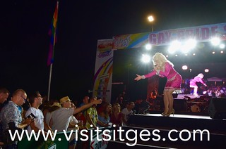 Clausura Gay Pride Sitges 2017