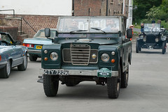 CTY722K 1972 Series III Land Rover