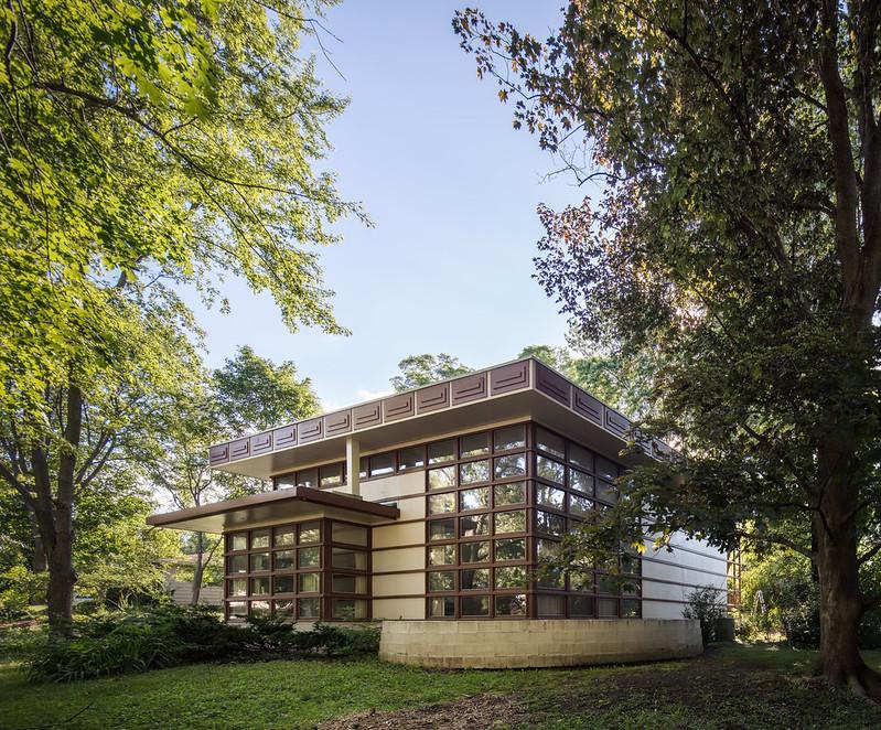 Rudin House FLLW