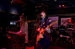 Wiretree and Tele Novella at Key Bar