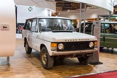 Range-Rover Classic Suffix C - 1974