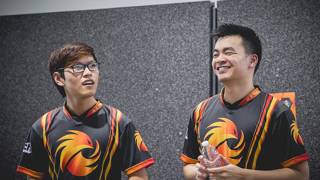 P1 MIKEYEUNG AND XPECIAL.