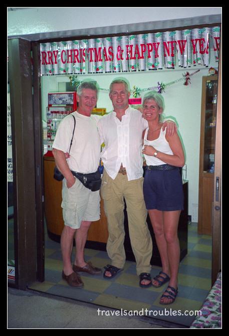 Jielus, Gerrit en zijn vrouw