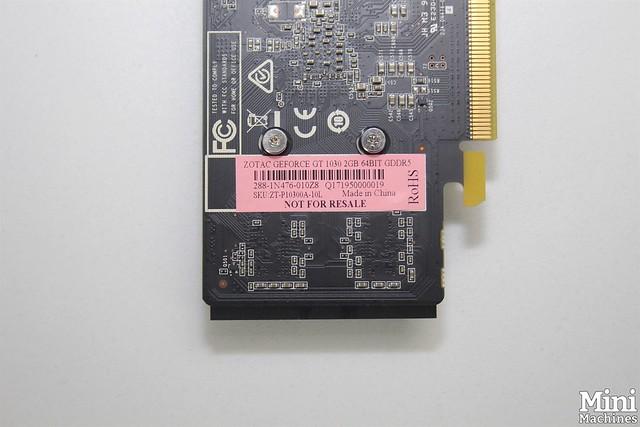 Zotac GeForce GT 1030 - 0022