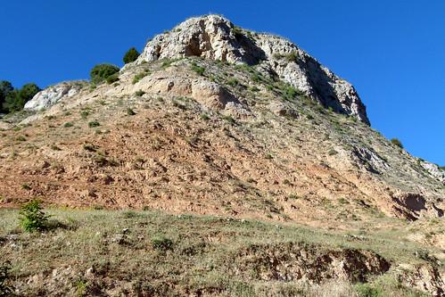 CHILLARÓN DEL REY (Guadalajara). Spain. La Alcarria. 2016. Cerro Cimajo (1.032 m.).