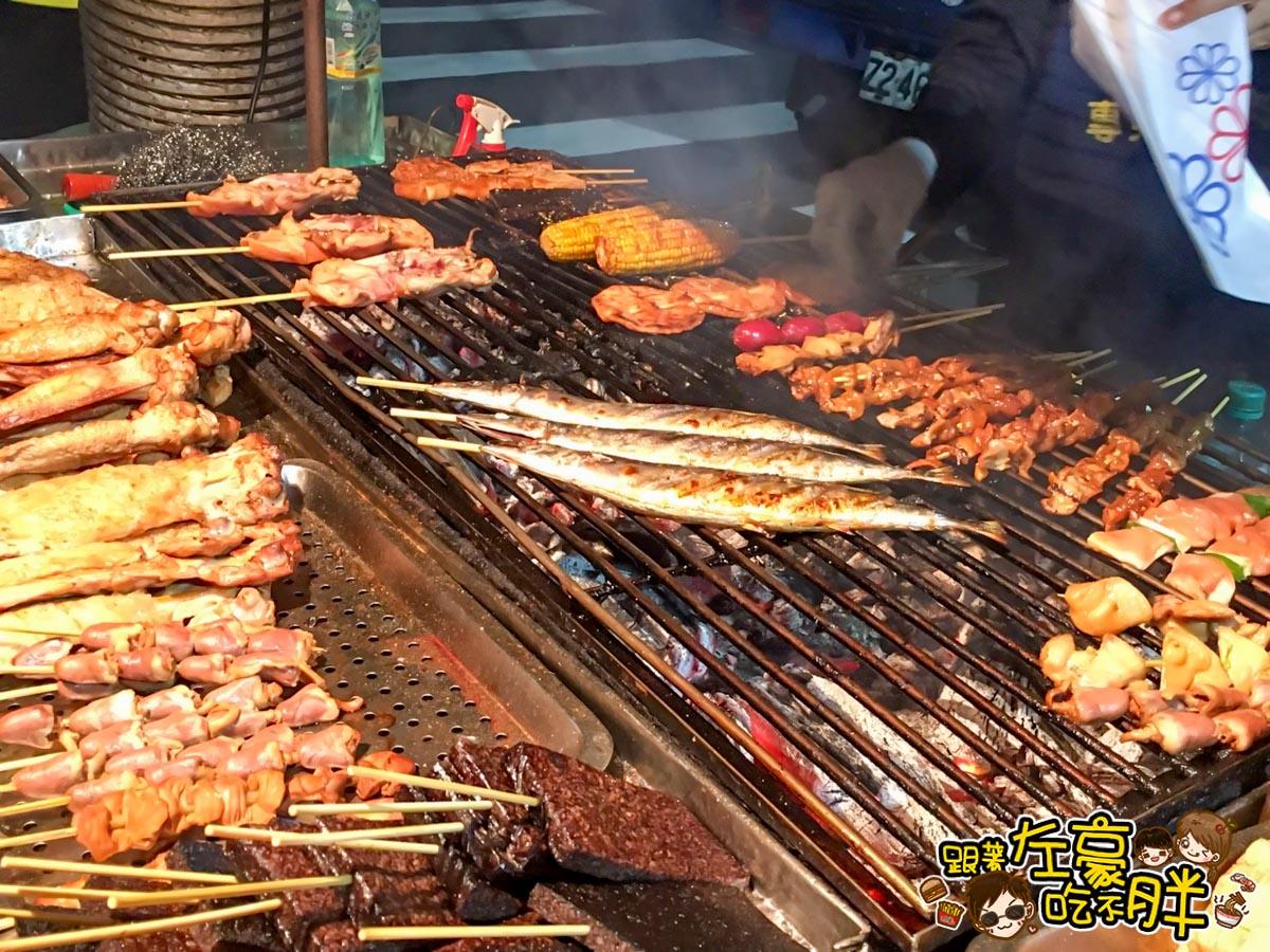 鳳山阿燕專業烤肉攤-14