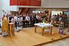 Festgottesdienst mit Heimatpfarrer Robert Dürbach