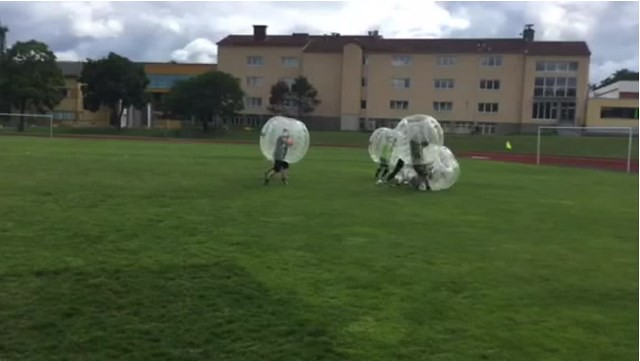 My day as a hamster – Bubble Soccer is probably the most hilarious summer sports ever invented! | Live now – dream later travel blog
