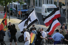 Berlin: Rightwing B�RGIDA protest