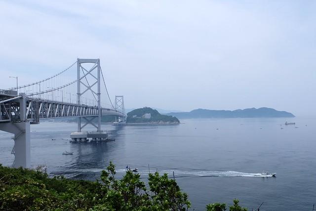 淡路島へ日帰りドライブ