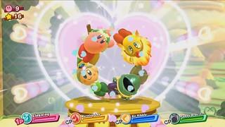 支援4人協力闖關!Nintendo Switch 《星之卡比》系列新作預定 2018 登場!