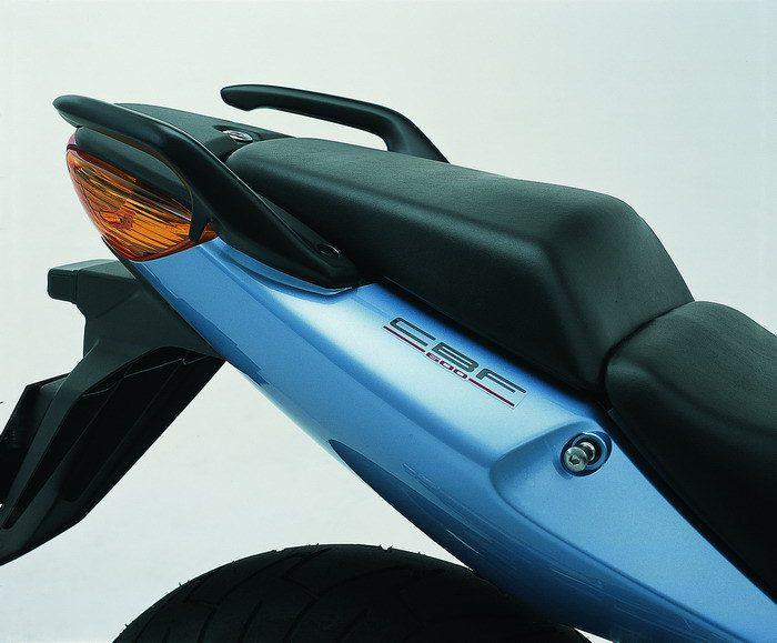 Honda CBF 600 N 2004 - 3