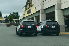 Port Orchard Police 720 and 725