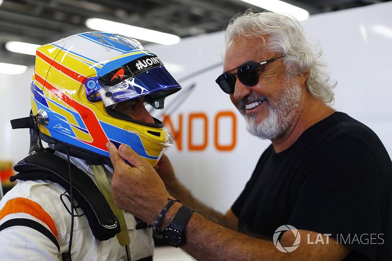 Alonso ja Briatore
