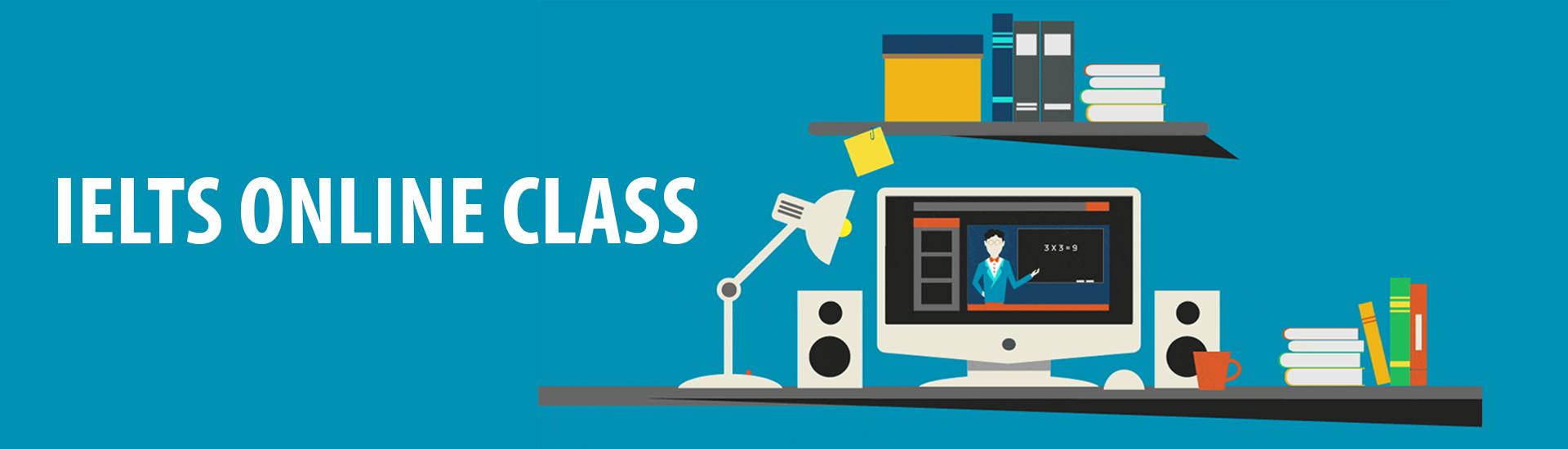 khóa học ielts online trực tuyến