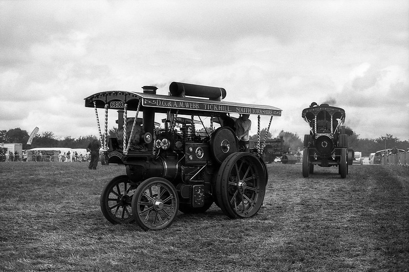 FILM - Sheffield Steam Rally 2017-20