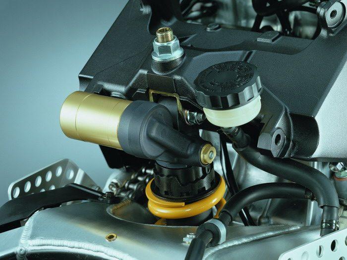 Honda CBR 900 RR FIREBLADE 2003 - 20