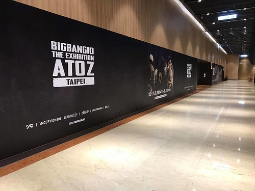 BIGBANG10 - The Exhibition A to Z in Taipei (4)