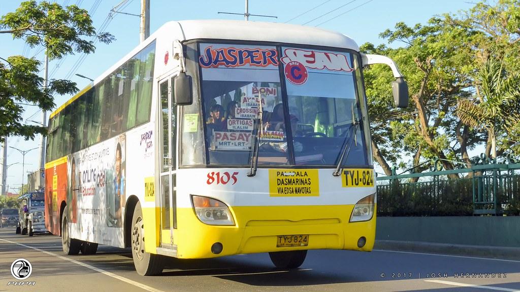 Jasper Jean 8105