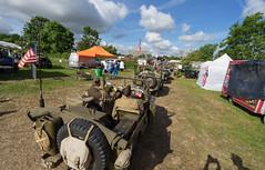 Parade Jeep Carentan