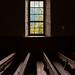 Church Pews by lisastein92