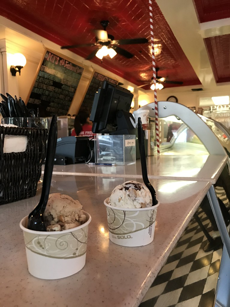 the scoop on alexandria u0027s 12 walkable ice cream shops a detailed