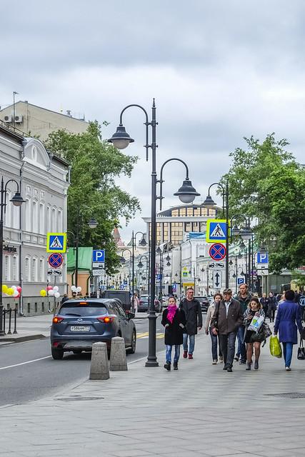 Piatnitskaya Street, Moscow