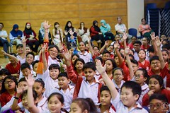 OHYAY! Roadshow to Ahmad Ibrahim Primary School