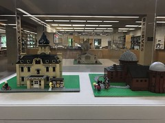 Legos in the Libe