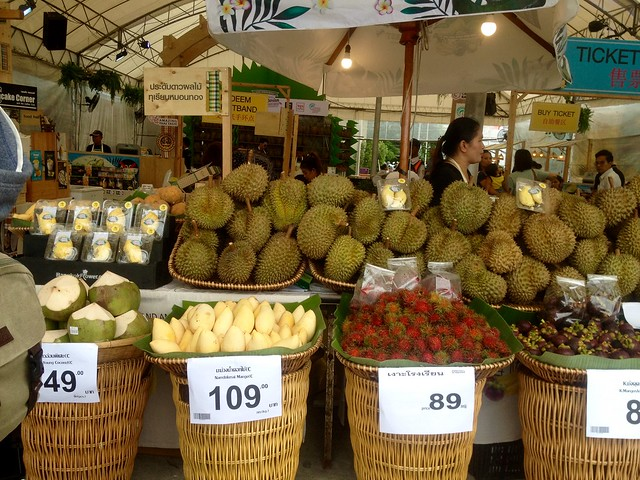 Durian Fruit Fest!