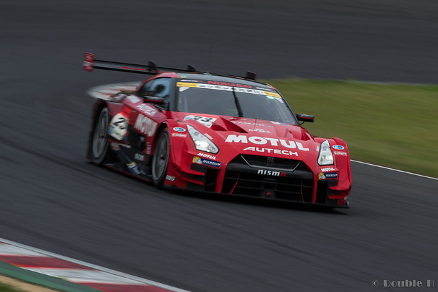 SUPER GT Tire Test at Suzuka Circuit 2017.6.6 (156)
