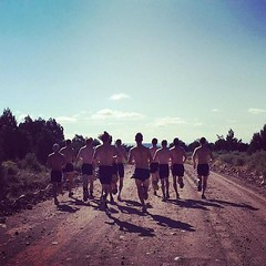 USU XC camp was a blast!!! Had a great week! And was a ton of fun!! I'm excited! To run with this group of incredible guys and runners! A week to remember!! #utahstate http://ift.tt/1PYvuz9