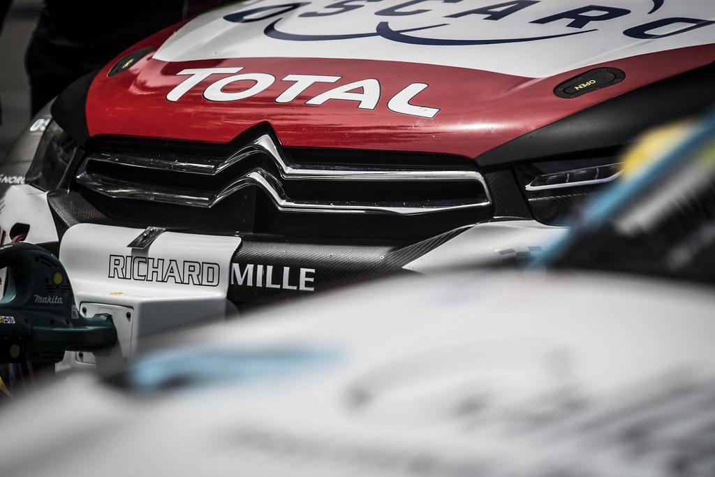 FILIPPI John (fra) Citroen C-Elysee team Sébastien Loeb Racing ambiance  during the 2017 FIA WTCC World Touring Car Championship race of Portugal, Vila Real from june 23 to 25 - Photo Gregory Lenormand / DPPI
