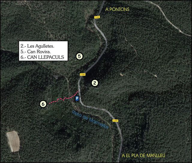 El Pla de Manlleu - La Vall d'Infern - 06 - Can Llepaculs