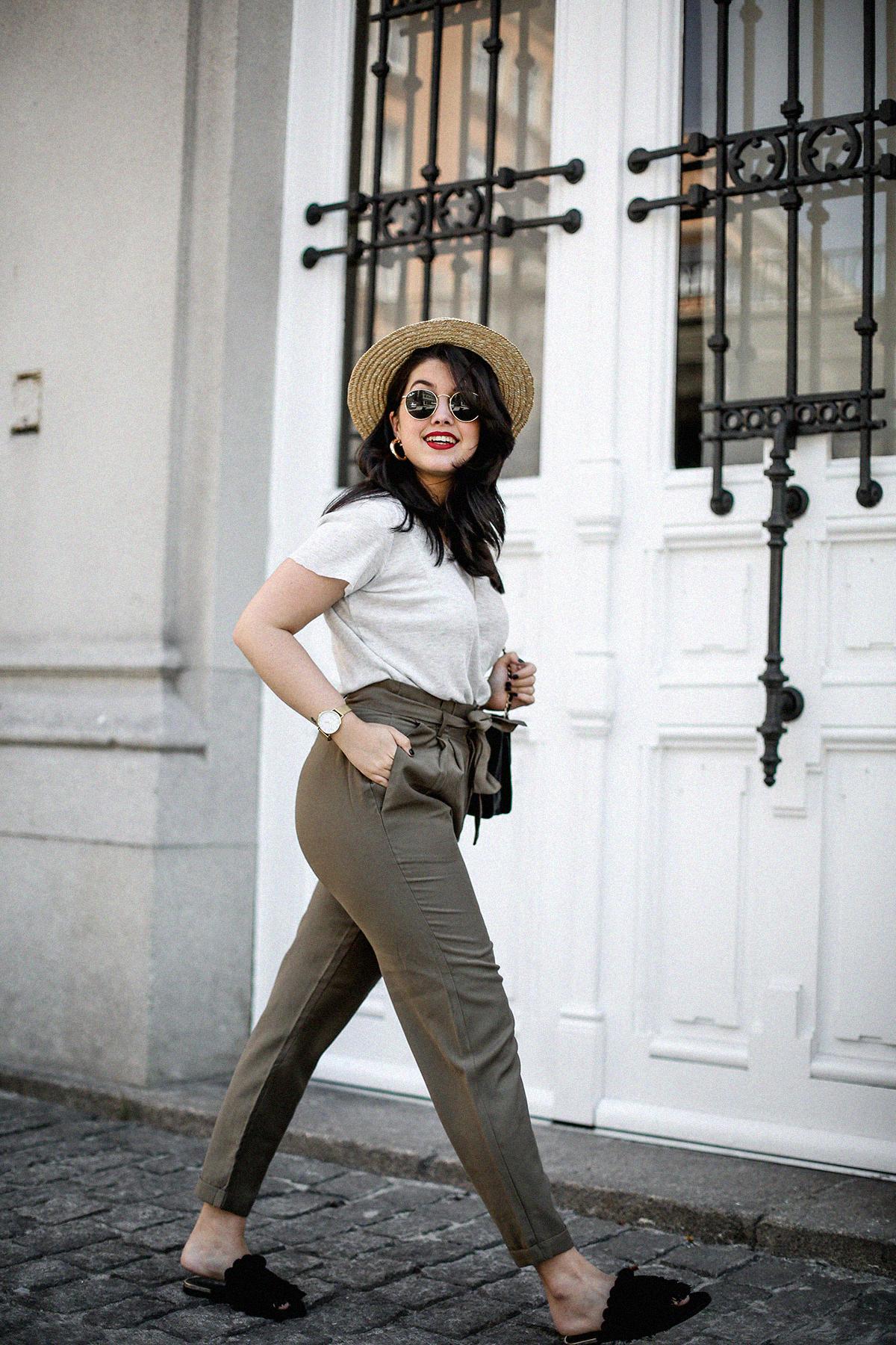 pantalones-verdes-altos-palas-borlas-zara-canotier-look-myblueberrynightsblog7
