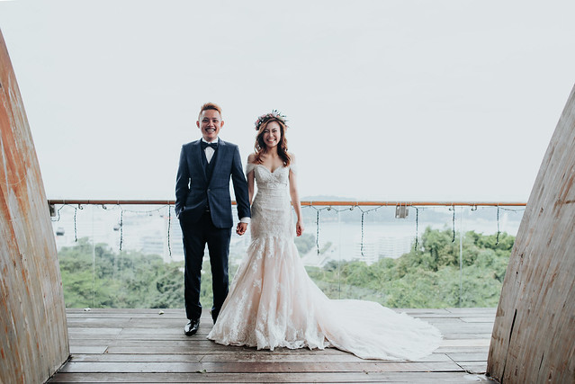 wedding, solemnisation, singapore, couple