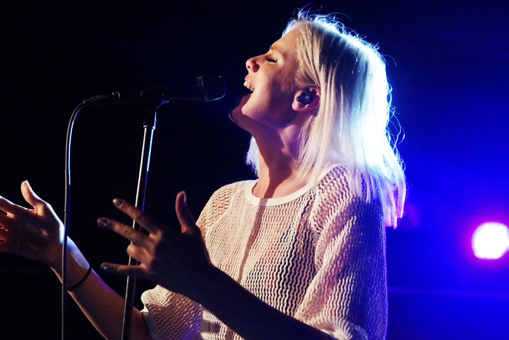Dagny @ Mercury Lounge