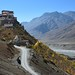 Kye Monastery along Spiti Valley, India 2016 by reurinkjan