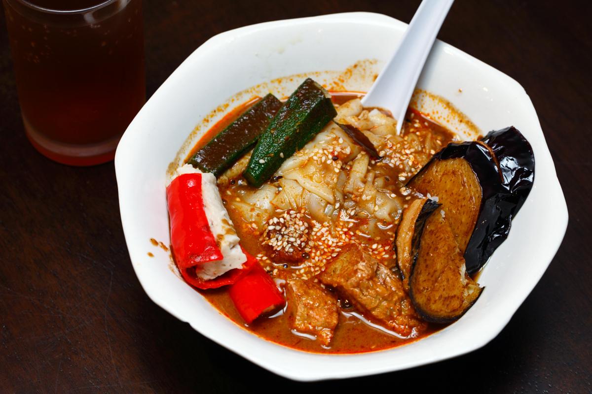 Curry Yong Tau Fu