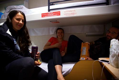 canon 5dmarkii travel novascotia ferry berth bunk boat tight small room