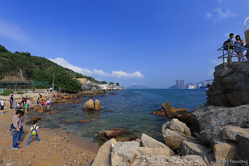 Lei Yue Mun Coast Light Tower