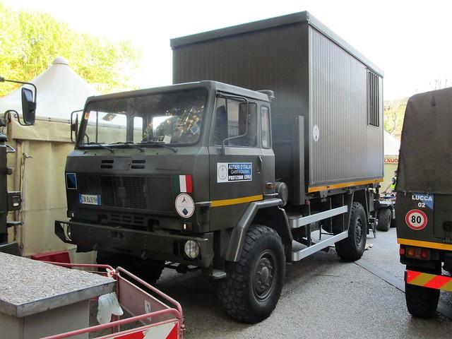 Fiat - Iveco ACM 80 4x4