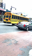 2013 Bluebird Vision, New Dawn Transit, Bus#NI3121, Air Brakes, Air Ride, Radio, And AC. (Ex Atlantic Express) Bus#13121